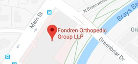 Practice Location of Ryan Stuckey, MD - Board Certified Orthopedic Surgeon - Spine Specialist