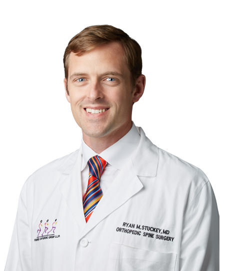Ryan Stuckey, MD - Board Certified Orthopedic Surgeon - Spine Specialist